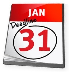 Self Assessment Deadline 31/01/16